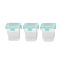 Tritan Airtight Containers Set 3