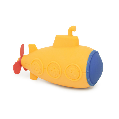 Bath Toy Submarine Squirt