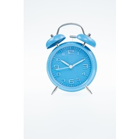 Alarm Clock Blue