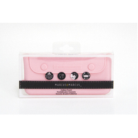 Kids Cutlery Pouch Pink